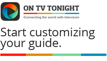 Start customizing your TV guide!